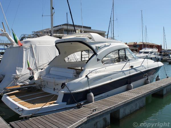 Bavaria 33 Sport Hard Top - 33 HT Abayachting Bavaria Yachts 33 HT 1
