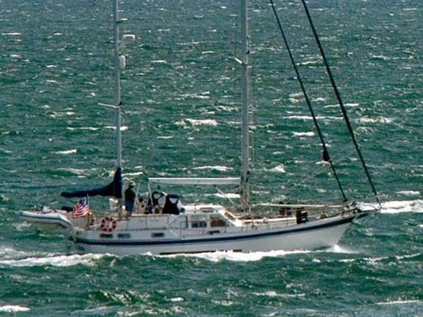 Nauticat 40 Profile
