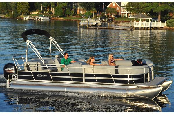 Bentley Pontoons 240/243 Cruise Manufacturer Provided Image