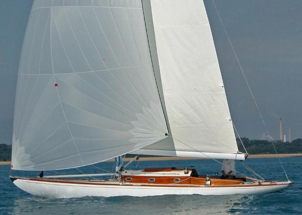Abeking and Rasmussen Windfall 30 sq m Sloop