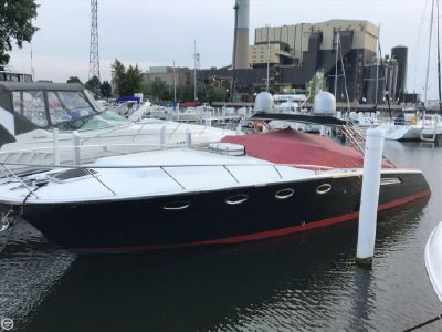 Magnum Custom 38 1984 Magnum Marine Custom 38 for sale in New Buffalo, MI