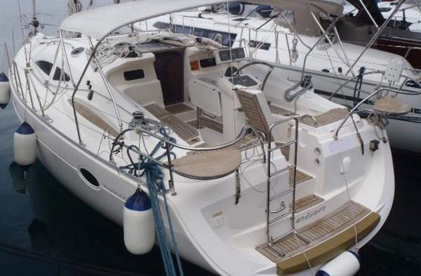 Elan Boats 384