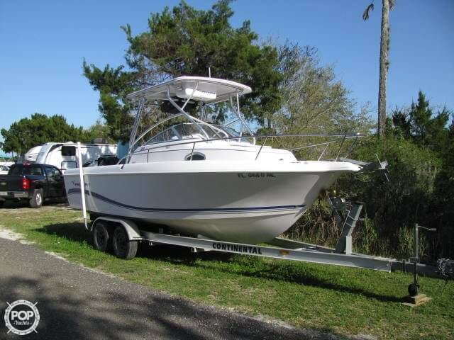 Pro Line 22 Wa 2004 Pro-Line 22 Walkaround for sale in Cape Canaveral, FL