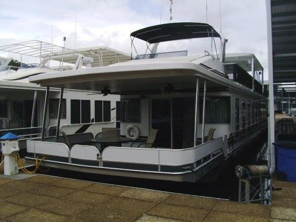 Sharpe 16 x 84 Houseboat