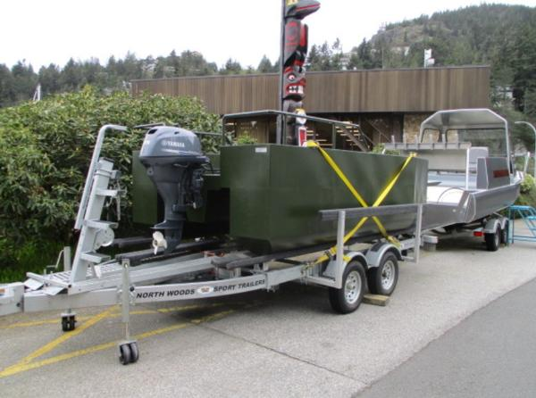 Custom Nimrod Landing Craft