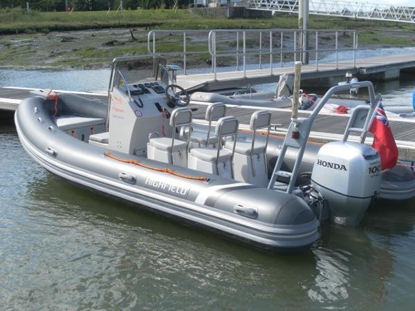 Highfield Ocean Master 590 Highfield Ocean Master 590