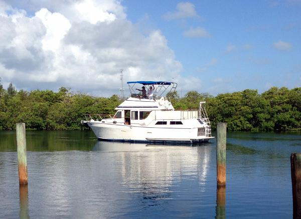 "Overseas Yachts PT ""Performance Trawler"" Sundeck Trawler"