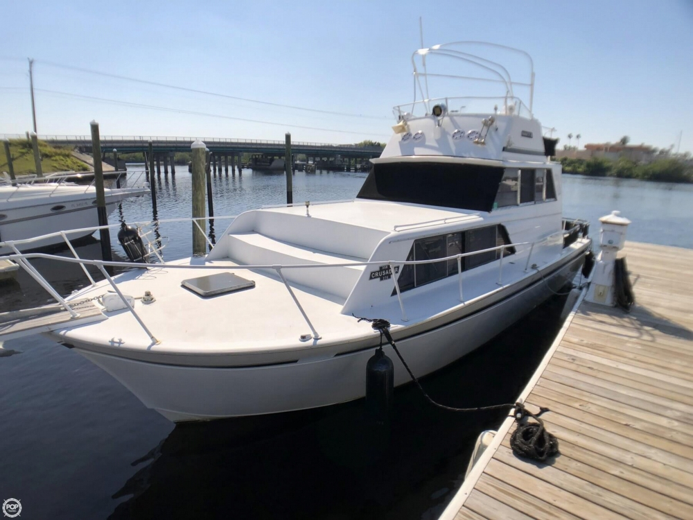 Marinette Marinette Express - 32 1985 Marinette 32 for sale in Tarpon Springs, FL