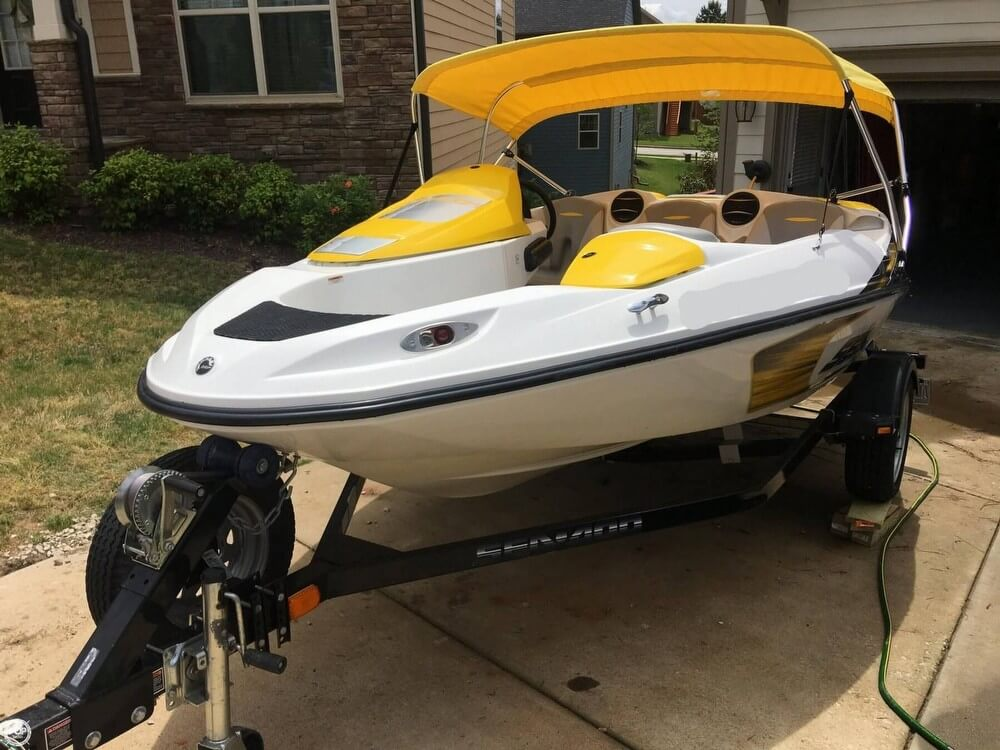 Sea-Doo Speedster 150 2008 Sea-Doo Speedster 150 for sale in Knightdale, NC