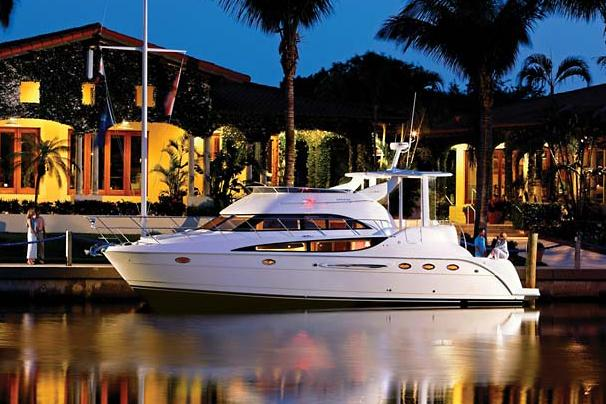 Meridian 459 Motoryacht Manufacturer Provided Image