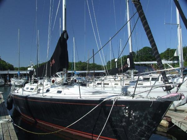 J Boats J/44 J/44 Imperatrix Starboard Side