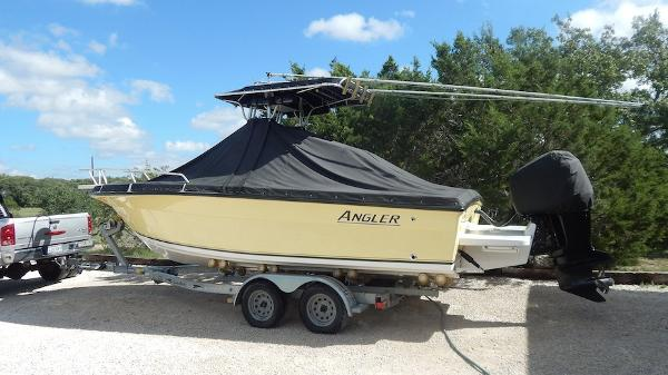 Angler Boats 230B CC (GXH)