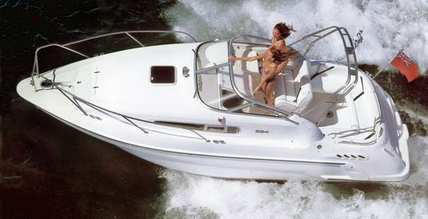 Sealine S24 Sports Cruiser Manufacturer Provided Image: S24 Sport Cruiser