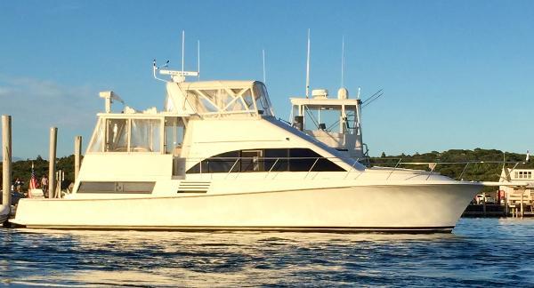 Ocean Yachts 48 COCKPIT MOTOR YACHT