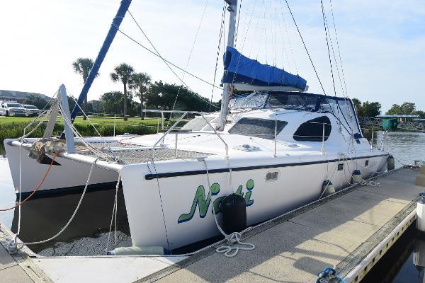 Maxim 380 Catamaran Nati