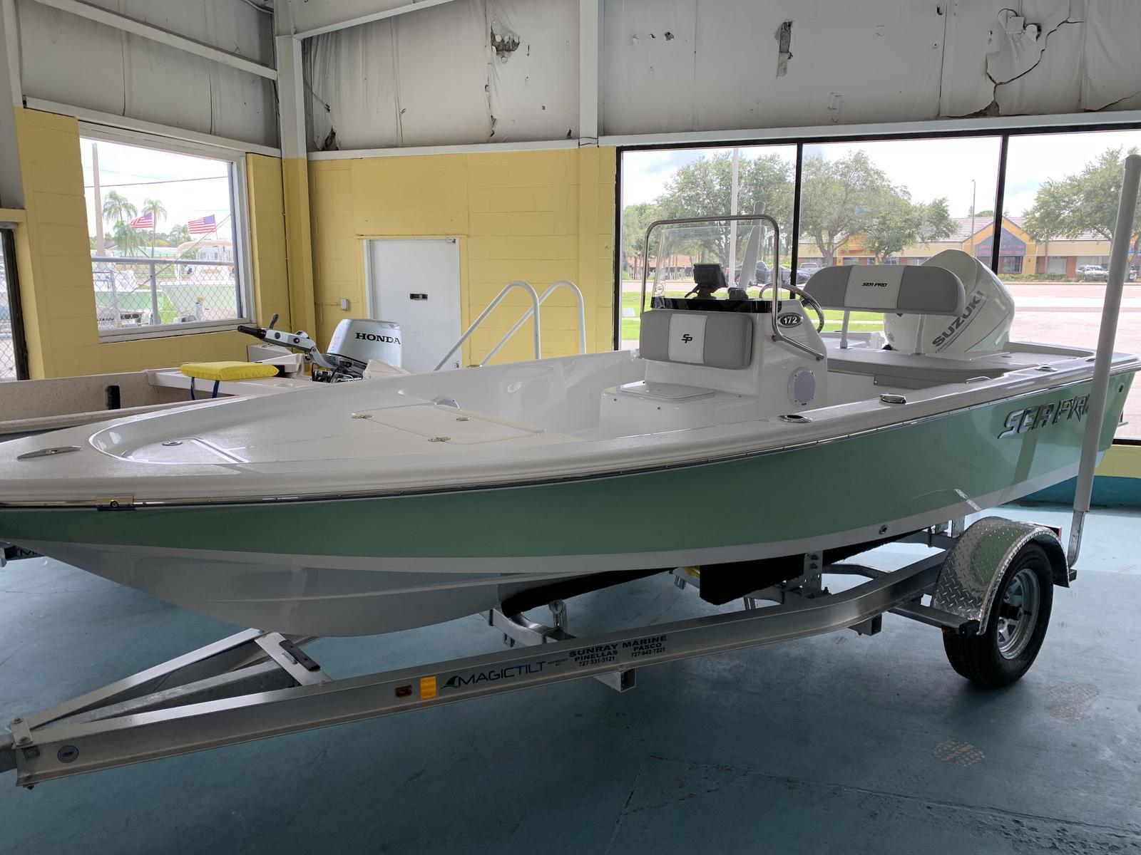 Sea Pro 172 Bay Series