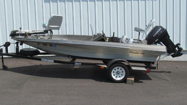Cheetah 150 Bass 1984 Cheetah 150 Bass Boat