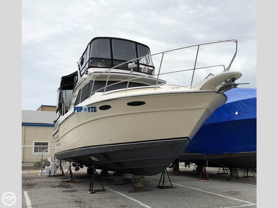 Sea Ray 410 Aft Cabin 1986 Sea Ray 41 for sale in Sandusky, OH