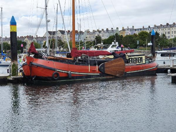 Classic Dutch Sailing Barge Dutch Sailing Barge for sale with BJ Marine