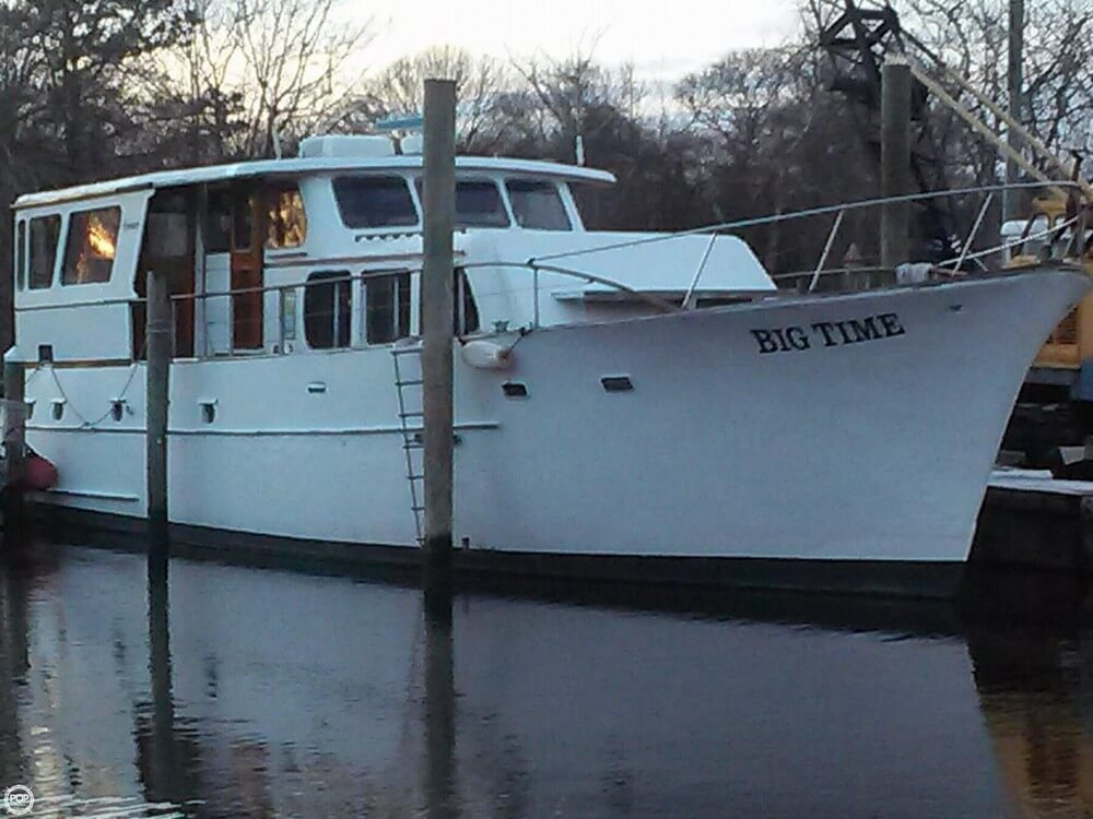 Feadship 58 1957 Feadship 58 for sale in West Sayville, NY