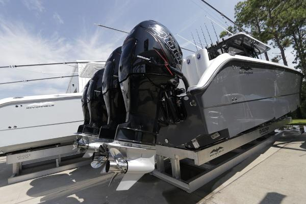 Invincible 40' Catamaran