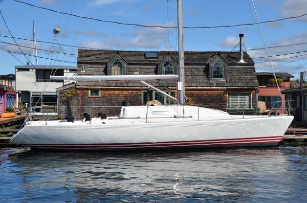 X-Yachts IMX-38 GARDYLOO