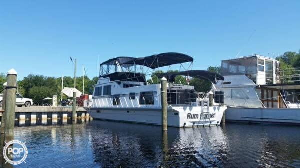 Harbor Master 47 HOUSEBOAT 1985 Harbor Master 47 Houseboat for sale in Astor, FL