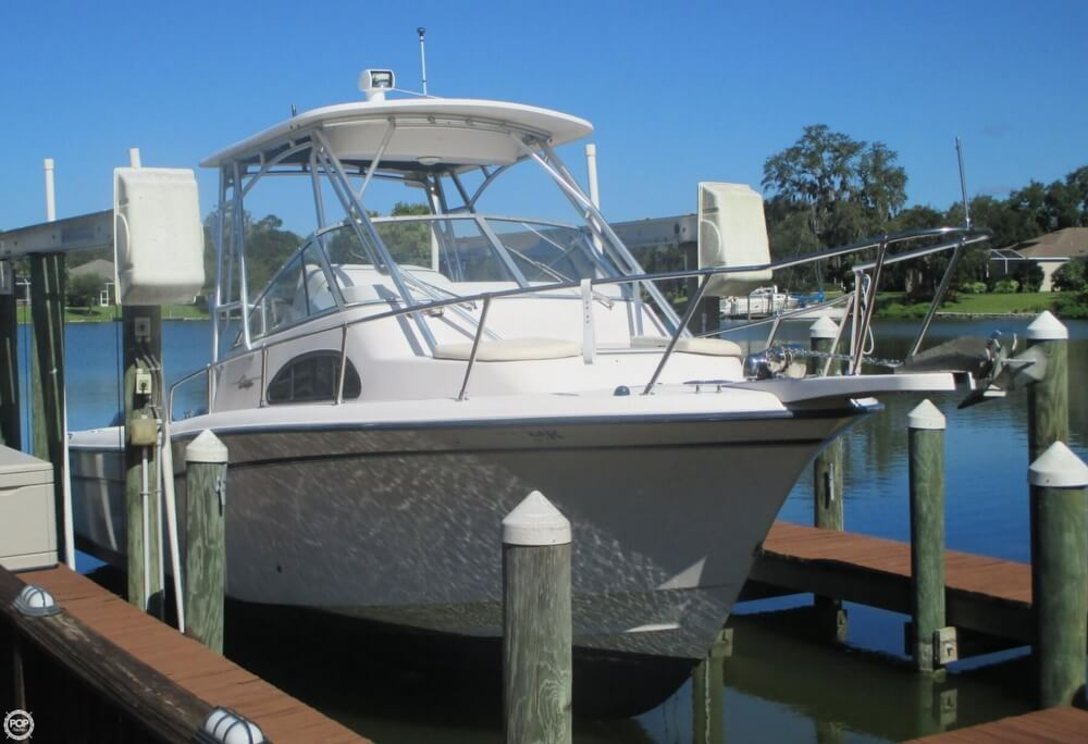 Grady-White 282 Sailfish 2004 Grady-White 282 Sailfish for sale in Bradenton, FL