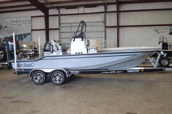 Gulf Coast Boats 230 Variside
