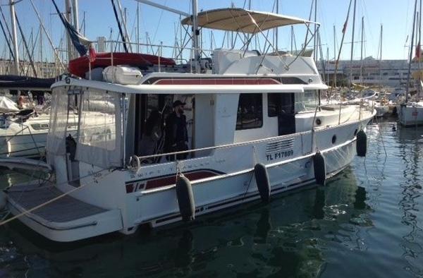 Beneteau Swift Trawler 44 beneteau swift trawler 44 seven yachts