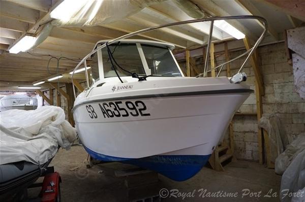 Jeanneau Merry Fisher 530 HB JEANNEAU Merry Fisher 530