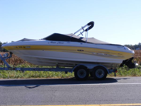 Sea Ray 200 Select