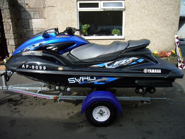 Yamaha FZS SVHO