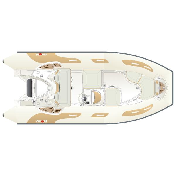 Avon Seasport 490 Deluxe