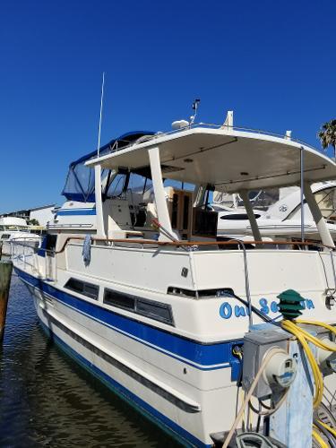 Kha Shing Vista 40 Trawler