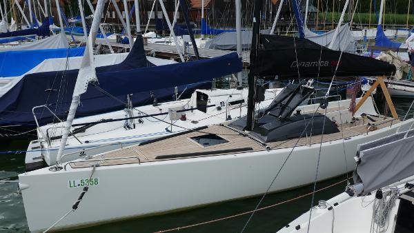 Custom Dinamica Yachts S.r.l. Dinamica 970 Daysailor Hubkiel P1010006