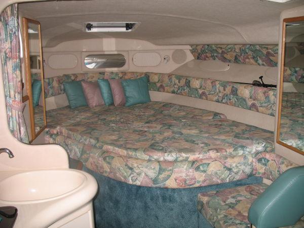 Foward Cabin
