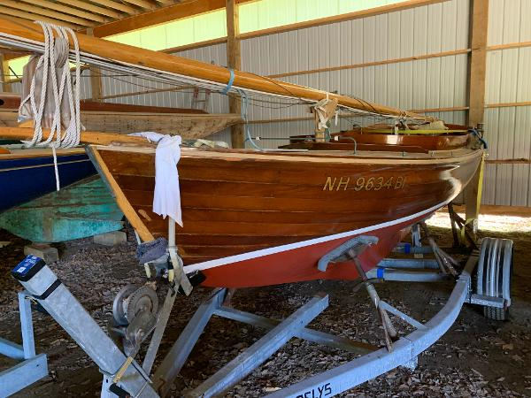 Herreshoff Buzzards Bay 14