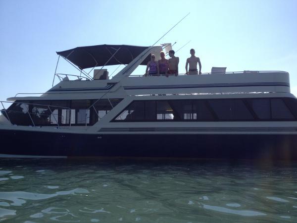 Bluewater 59' Costal Cruiser