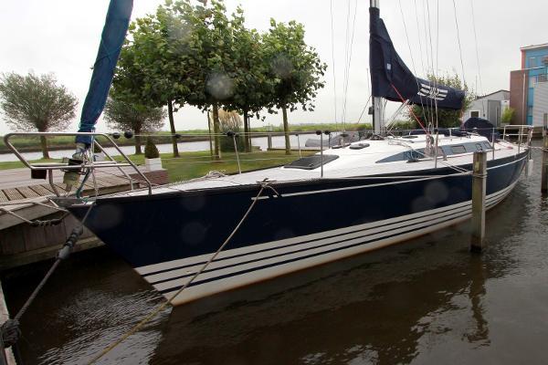 X-Yachts X-412 MkIII