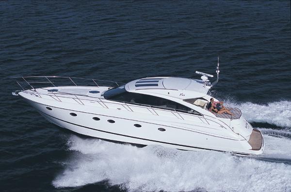 """Princess V53 Express Yacht """"Sistership"""" Photo"""