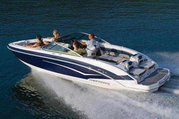 Chaparral Vortex 223 VR Manufacturer Provided Image