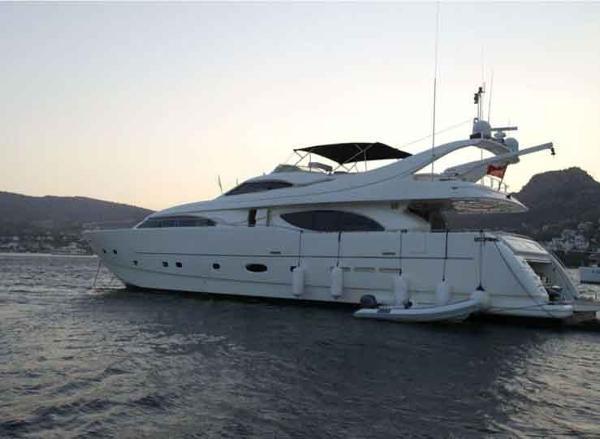 Ferretti Yachts CUSTOMLINE 94