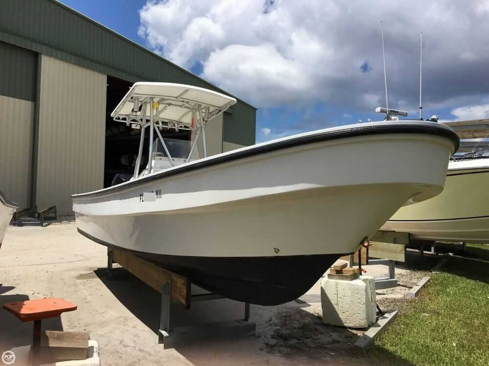 Angler Boats 26 Cc Panga 2007 Angler 26 Panga for sale in Cape Coral, FL