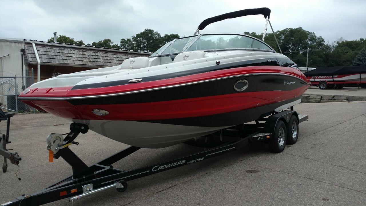 All About Crownline Powerboats For Sale By Owner 96 Wiring Diagram E4 Boats Boatscom