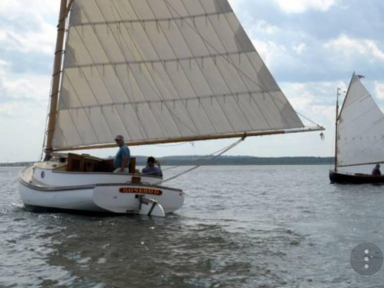 Herreshoff Usa Catboat 18 america Herreshoff