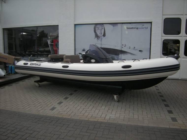Brig Inflatable Boats Brig Eagle 580