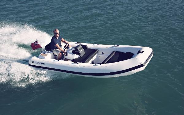 Williams Jet Tenders Turbojet 445