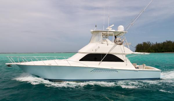 Viking Sportfish Convertible