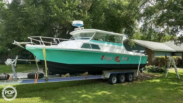 Stamas 26 Cuddy Center Console 1973 Stamas 26 for sale in Inverness, FL
